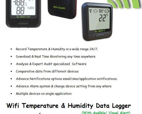 Wifi Data Logger